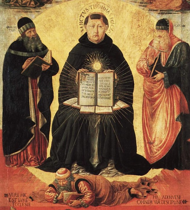 Bắt đầu với Thánh Thomas