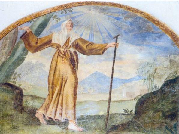 8 Tháng Giêng Chân Phước Angela ở Foligno (1248-1309) và Thánh Thorfinn