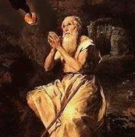 Ngày 15 Tháng Giêng Thánh Phaolô Ẩn Tu (233 – 345)