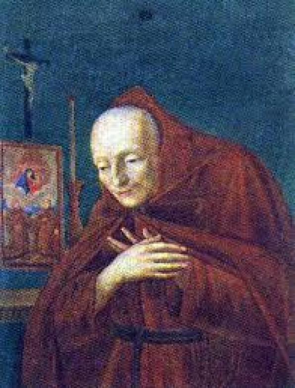 9 Tháng Hai Thánh Giles Mary của Thánh Giuse (1729 – 1812)