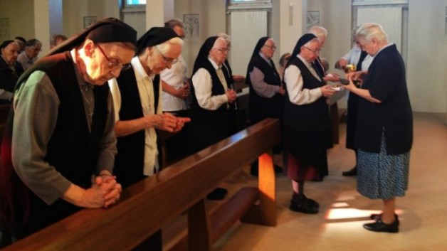 Lời cầu nguyện Cha Thánh Piô đọc sau khi Rước lễ