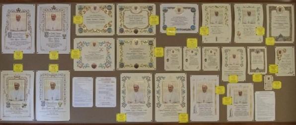 Các thủ tục cần thiết để có Phép lành Tòa Thánh bằng giấy và trên mạng