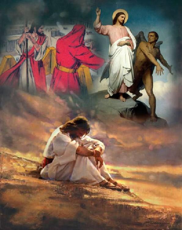HỌC NƠI CHÚA GIÊSU ĐỂ TRÁNH CƠN CÁM DỖ