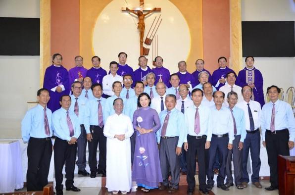 Giáo hạt Tân Sơn Nhì: Tĩnh huấn Mùa Chay 2019