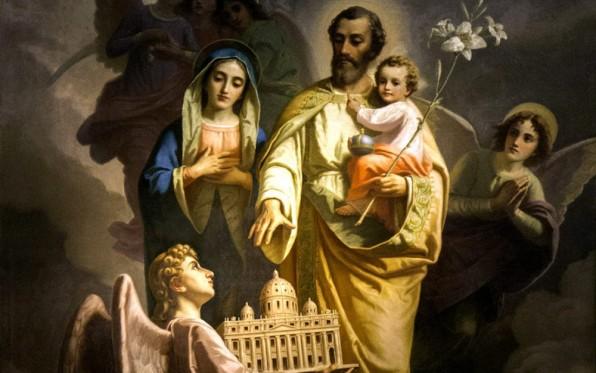 THÁNH GIUSE, BẠN THANH KHIẾT ĐỨC MARIA
