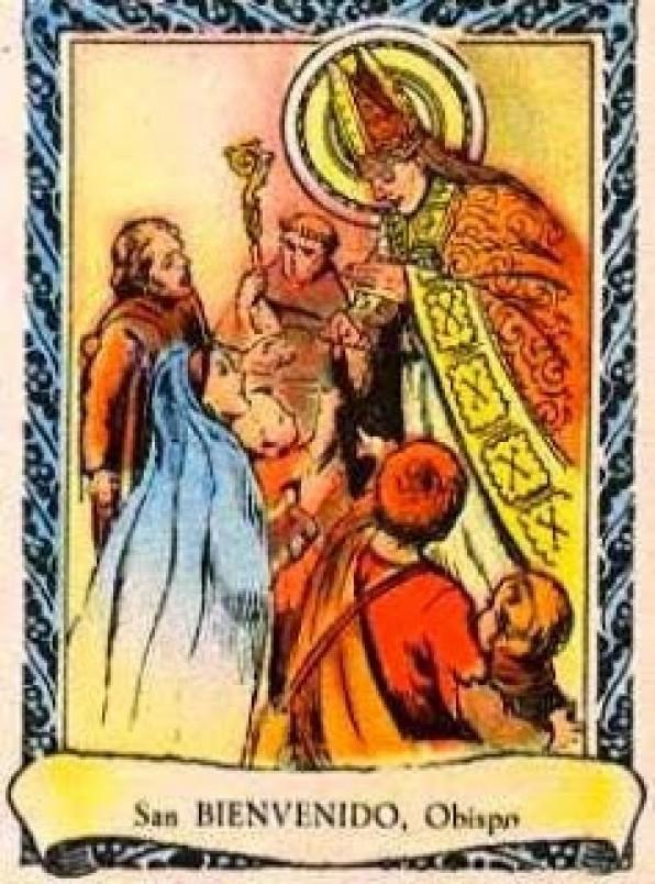 Ngày 22 Tháng 3 Thánh Benvenutus ở Osimo (c. 1282)