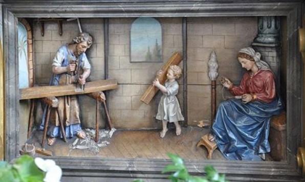 Lời cầu nguyện với Thánh Giuse để một người thân được hoán cải