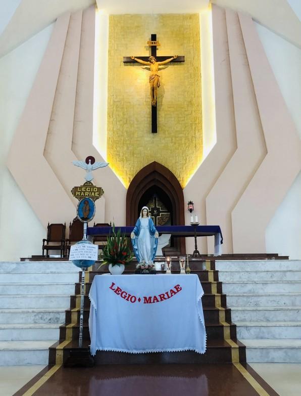 CURIA TÂN BÌNH – MỪNG LỄ ACIES 24/03/209 tại Gx. Phú Trung
