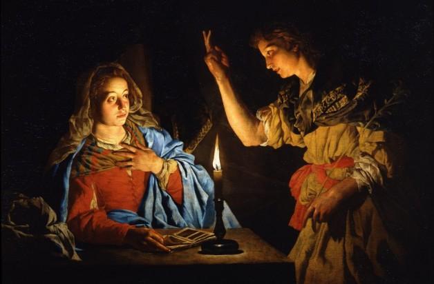 Ngày Đức Maria có thai