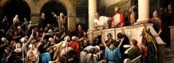 [Đường Thập Tự hôm nay] Chặng thứ nhất: Chúa Giêsu chịu xử án
