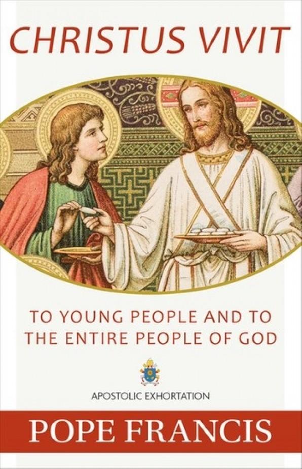"""15 câu trích từ Tông huấn """"Christus vivit"""""""