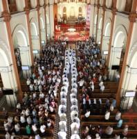 Ứng viên linh mục và phó tế năm 2019 của Tổng Giáo phận Sài Gòn – TP.HCM