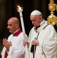 Bài giảng của Đức Thánh Cha Phanxicô trong Thánh Lễ Vọng Phục sinh 2019