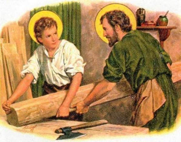 GIÁ TRỊ LAO ĐỘNG  (Lễ Đức Thánh Giuse Lao Động – ngày 1 tháng 5)