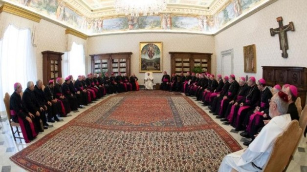 Tiêu chuẩn Đức Thánh Cha chọn các nước để viếng thăm