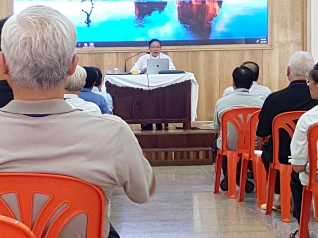 Khóa Thường huấn Linh mục Sài Gòn 2019