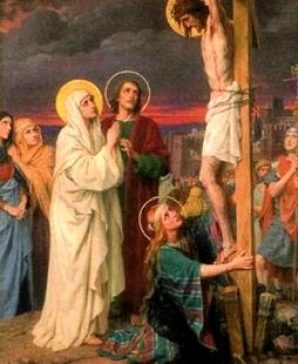 Mẹ Maria, Mẹ của lòng cậy trông