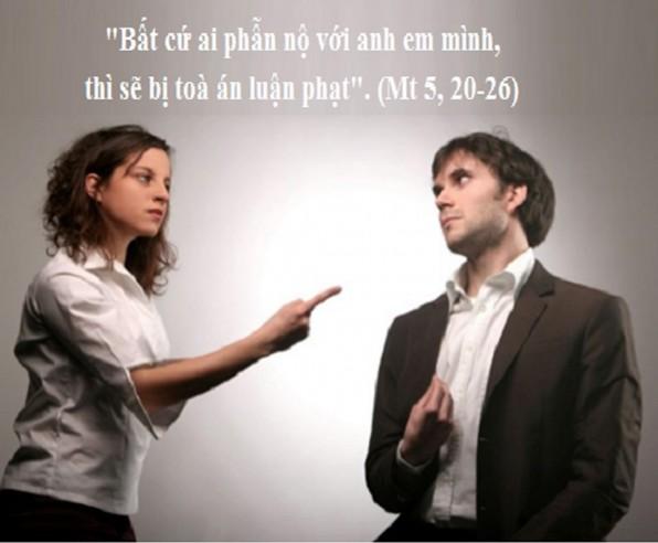 THỨ NĂM TUẦN X THƯỜNG NIÊN NĂM LẺ (13/6/2019) – (Mt 5, 20-26) – THÁNG THÁNH TÂM CHÚA GIÊSU