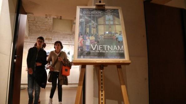 Paris: Triển lãm ảnh Giáo hội Công giáo Việt Nam