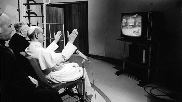 Tiếng nói lịch sử của ĐGH Phaolô Đệ Lục khi các phi hành gia Apollo 11 đặt chân lên mặt trăng