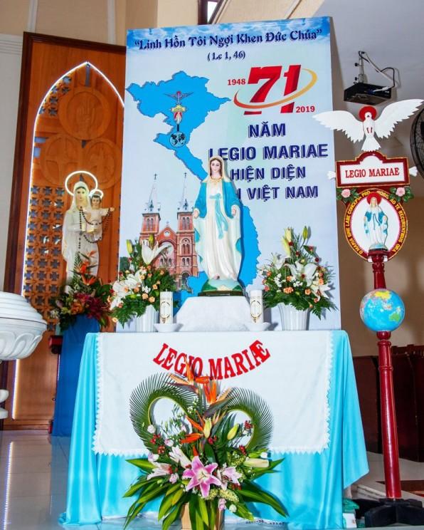 Legio Mariae Sài Gòn: Mừng Ngày Truyền Thống
