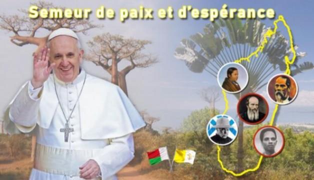 Madagascar: Đã hoàn tất 95% công trình chuẩn bị chào đón Đức Phanxicô