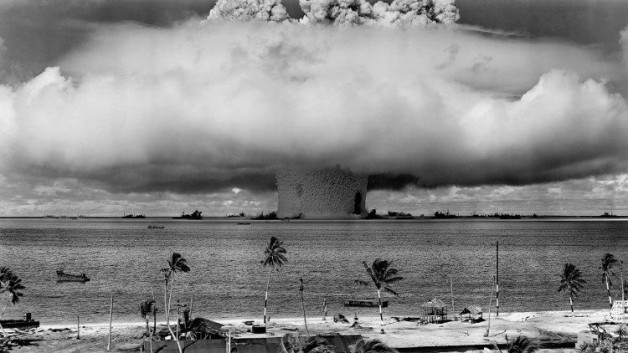 Tòa Thánh cương quyết phản đối các vụ thử nghiệm vũ khí hạt nhân