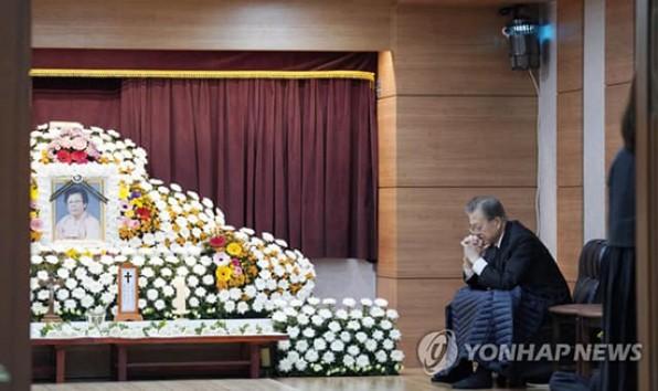 Gương chính trực của Tổng Thống Công Giáo Nam Hàn
