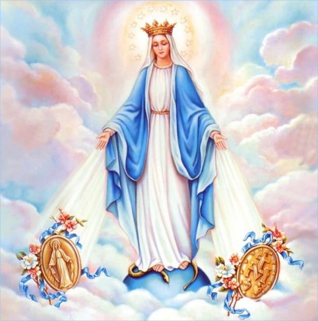 ĐỨC MARIA VÔ NHIỄM NGUYÊN TỘI