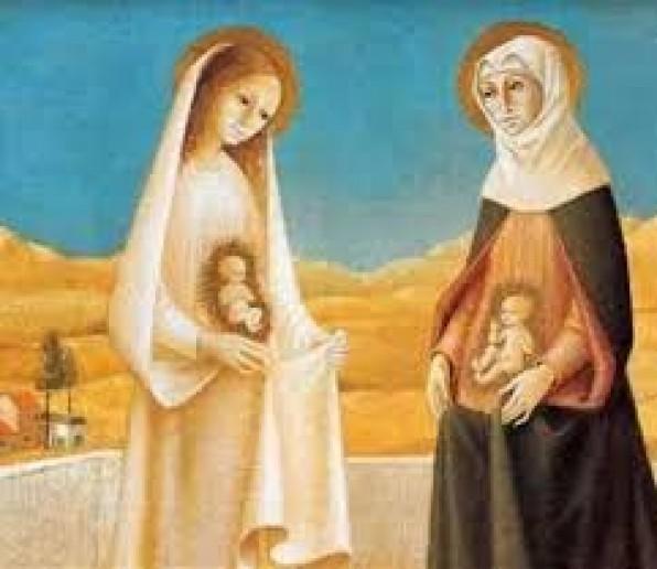 Cuộc hành trình mùa Vọng của Mẹ Maria