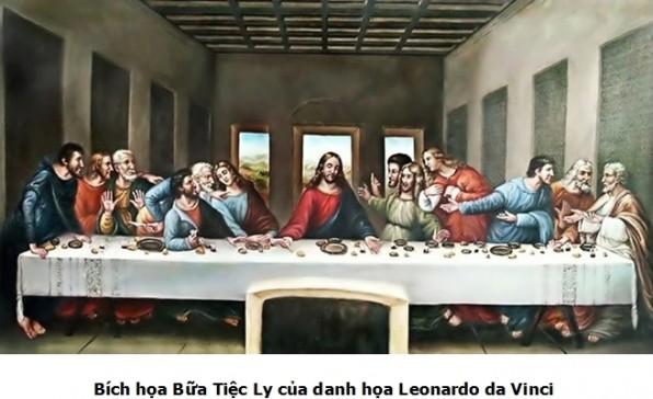 Tại sao Leonardo vẽ bức tranh Bữa Tiệc Ly ?