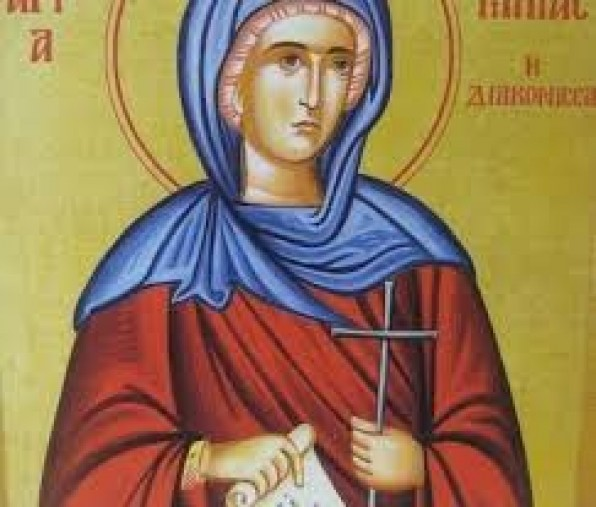Ngày 17.12: Thánh Ôlympia