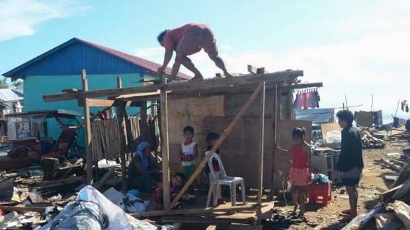 ĐTC Phanxicô cầu nguyện cho Philippines vì bão Phanfone