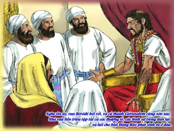 ÁC VƯƠNG HÊ-RÔ-ĐÊ LÀ AI ?