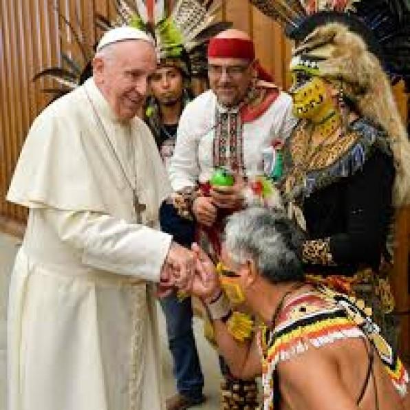 Tông huấn Amazon yêu quý, Đức Phanxicô mời chúng ta đừng nghĩ mọi thứ từ linh mục