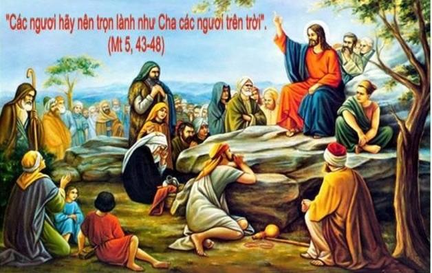 LỜI CHÚA THỨ BẢY TUẦN I MÙA CHAY 2020 (07/3/2020) – (Mt 5, 43 – 48) – THÁNG KÍNH THÁNH GIUSE