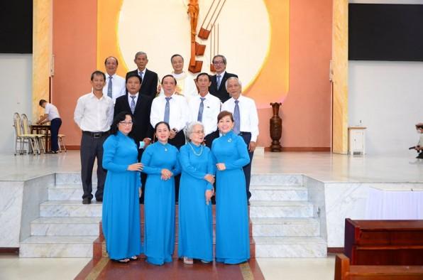 Giáo xứ Tân Việt: Lễ Thánh Giuse