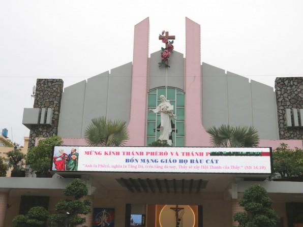 Giáo xứ Tân Việt  Lễ Thánh Phê rô và Phao lô