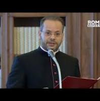 ĐGH Phanxicô bổ nhiệm Cha Fr. Fabio Salerno làm thư ký riêng mới