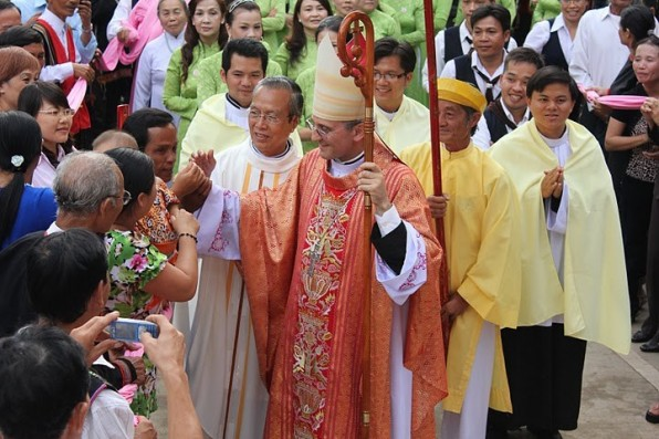 Việt Nam: Sứ thần Leopoldo Girelli, đại diện Tòa Thánh trong tư cách mục vụ hơn là ngoại giao