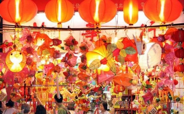Phong tục đón Tết Trung thu độc đáo khắp thế giới