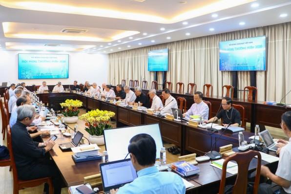 Hội đồng Giám mục Việt Nam: Khai mạc Hội nghị thường niên 2020