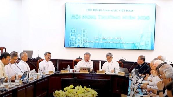 Hội đồng Giám mục Việt Nam: Hội nghị thường niên 2020 ngày thứ II