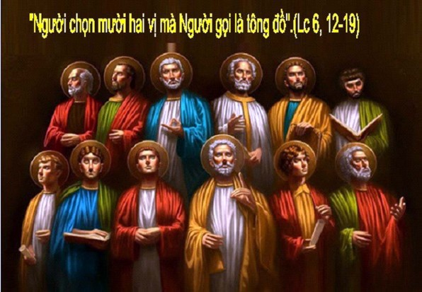 LỜI CHÚA THỨ TƯ TUẦN XXX THƯỜNG NIÊN NĂM CHẴN 2020 (28/10/2020) – (Lc 6, 12 – 19) – THÁNG MÂN CÔI KÍNH ĐỨC MẸ. THÁNH SIMON và THÁNH GIUĐA (Thađêô), Tông Đồ, Lễ kính