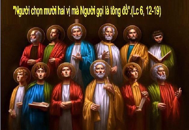 Ngày 28 tháng 10  THÁNH SI-MON VÀ GIU-ĐA Tông Đồ