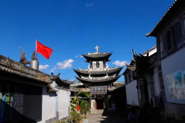 Trung quốc tiếp tục đàn áp tôn giáo trong lúc gia hạn thỏa thuận với Vatican