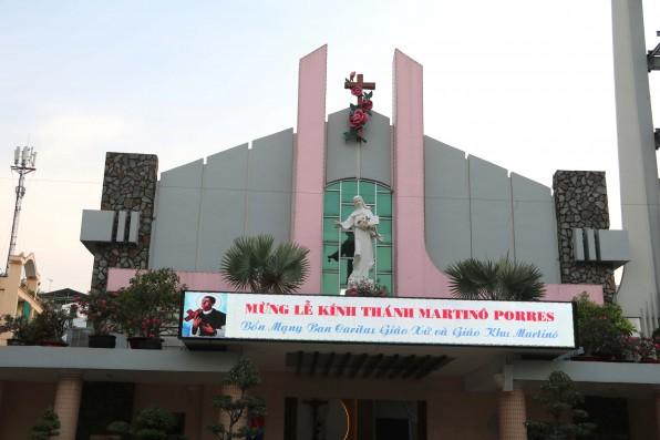 Giáo xứ Tân Việt Ban Caritas mừng bổn mạng