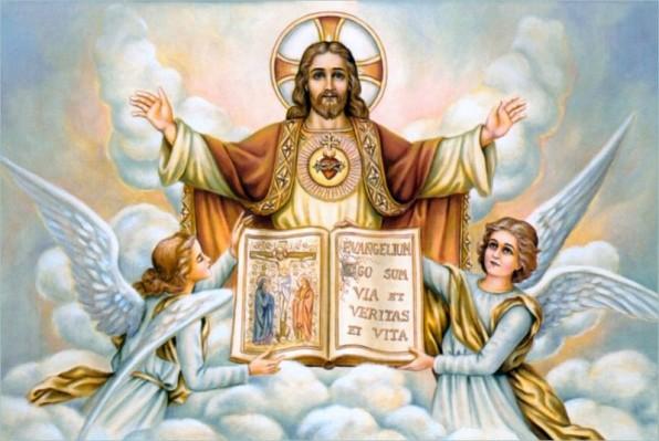 ĐỨC GIÊSU KITÔ VUA VŨ TRỤ