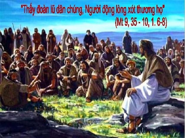 LỜI CHÚA THỨ BẢY TUẦN I MÙA VỌNG NĂM B 2020 (05/12/2020) – (Mt 9, 35 – 10, 1. 6-8) THÁNH SABAS, ẩn tu, Lễ nhớ.