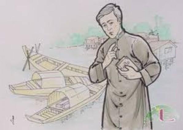 THÁNH PHÊRÔ NGUYỄN VĂN LỰU Linh mục Tử Đạo (1812 – 1861)